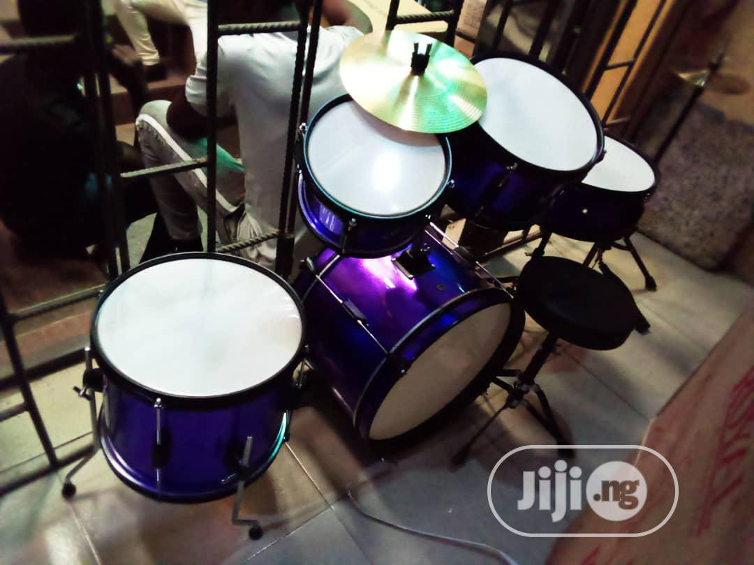 Musical Drum Sets