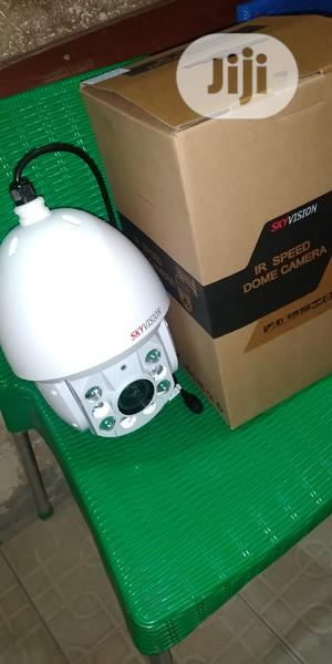 IP Speed Doom Camera Ptz   Security & Surveillance for sale in Lagos State, Ojo