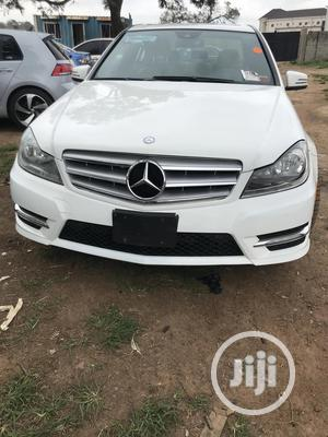 Mercedes-Benz C300 2013 White | Cars for sale in Abuja (FCT) State, Wuye