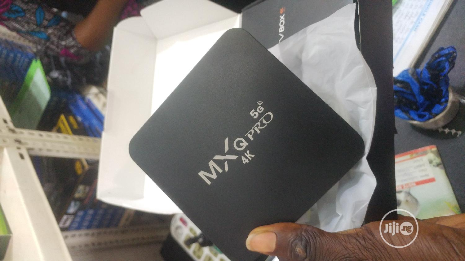 Android TV Box 3D Dual Band 2.4g/5g Wifi | TV & DVD Equipment for sale in Ikeja, Lagos State, Nigeria