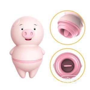 Cute Portable Stimulatn Clitoris and Nipple Sucker Vibrator | Sexual Wellness for sale in Oyo State, Ibadan