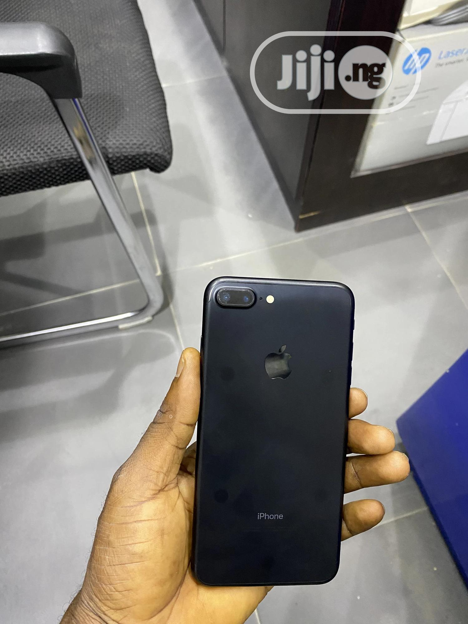 Apple iPhone 7 Plus 32 GB Black   Mobile Phones for sale in Egbeda, Oyo State, Nigeria