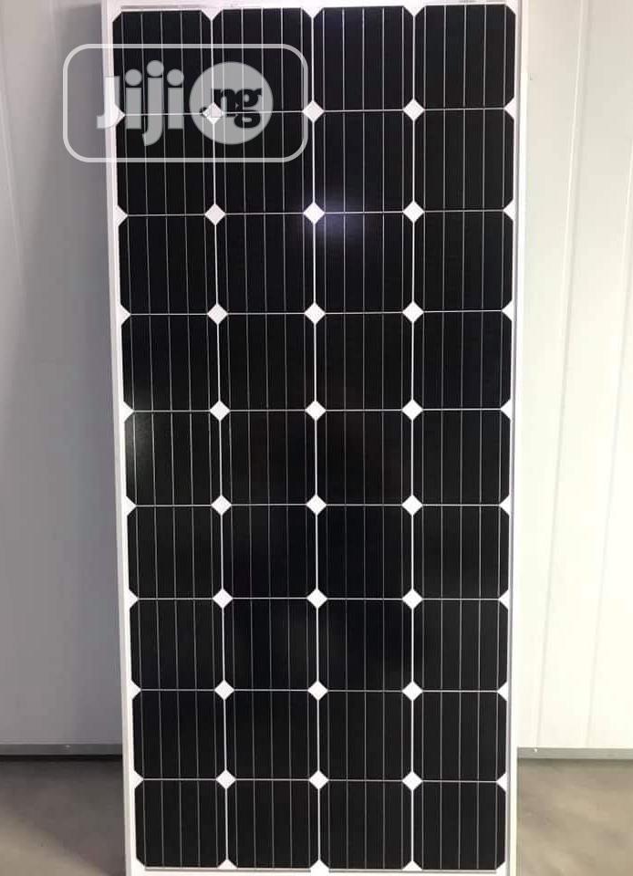 Archive: Original 150w Mono Solar Panel