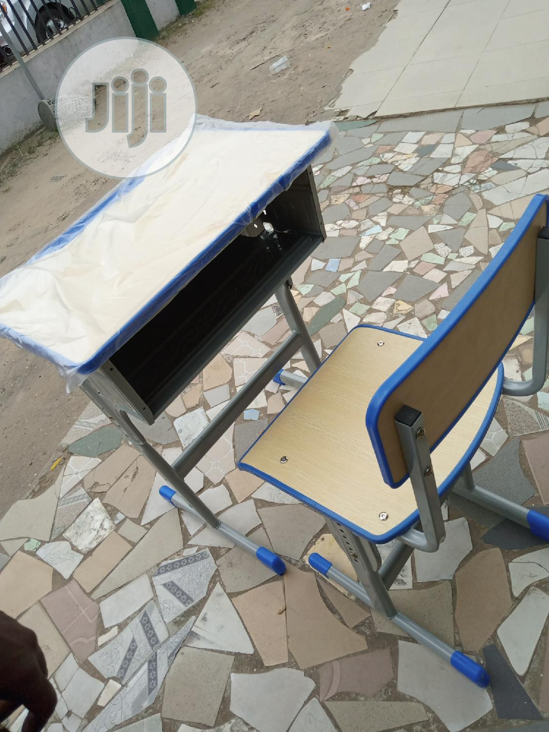 Student Table And Chair | Children's Furniture for sale in Ojo, Lagos State, Nigeria