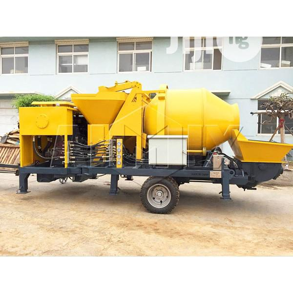 Diesel Engine Concrete Mixer Pump | Heavy Equipment for sale in Ikeja, Lagos State, Nigeria