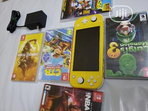 Nintendo Switch Lite Yellow Color   Video Game Consoles for sale in Lagos State, Ikeja