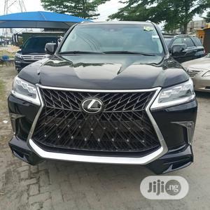 Lexus LX 570 2019 Black   Cars for sale in Lagos State, Ajah