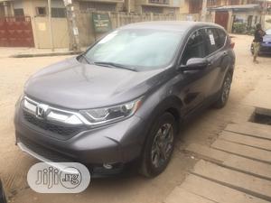 Honda CR-V 2019 Gray | Cars for sale in Lagos State, Gbagada