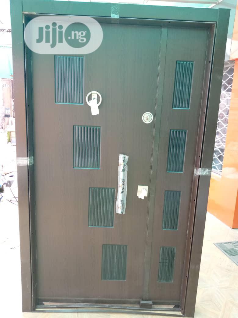 Security Turkey Door