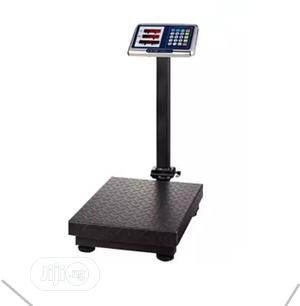 Camry Electronic Digital Platform Scale 150kg Double Display | Store Equipment for sale in Lagos State, Alimosho