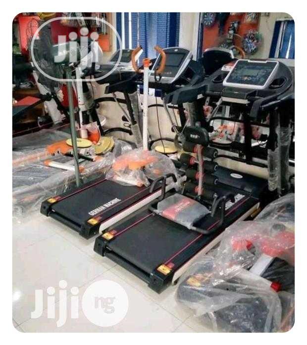 Quality 3hp Treadmill