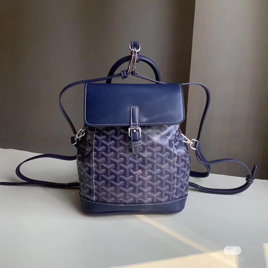 Goyard Designer Backpack Bag