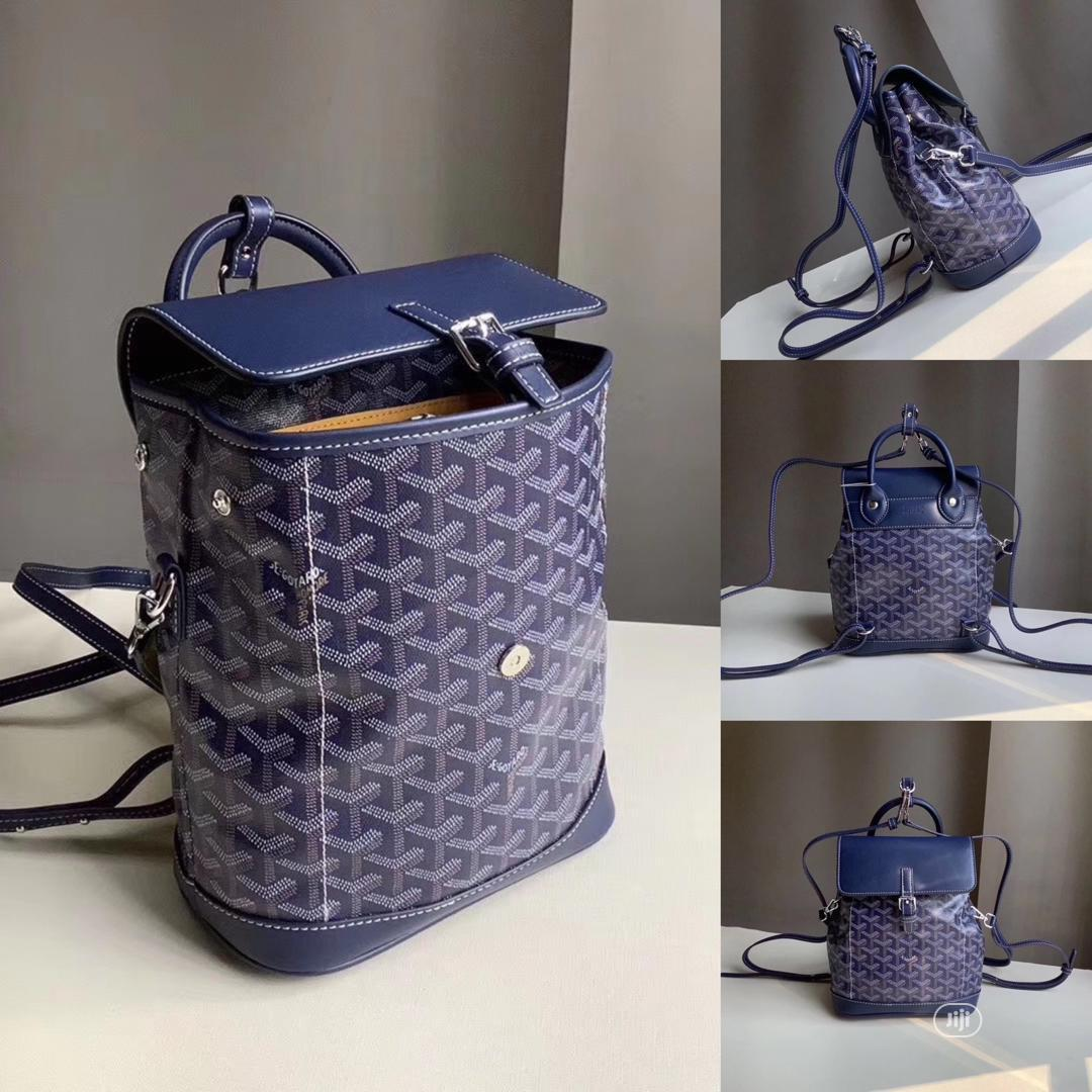 Goyard Designer Backpack Bag | Bags for sale in Lagos Island (Eko), Lagos State, Nigeria