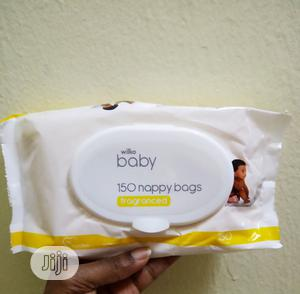 Wilko Fragranced Nappy Bags - 150 Bags | Baby & Child Care for sale in Rivers State, Port-Harcourt