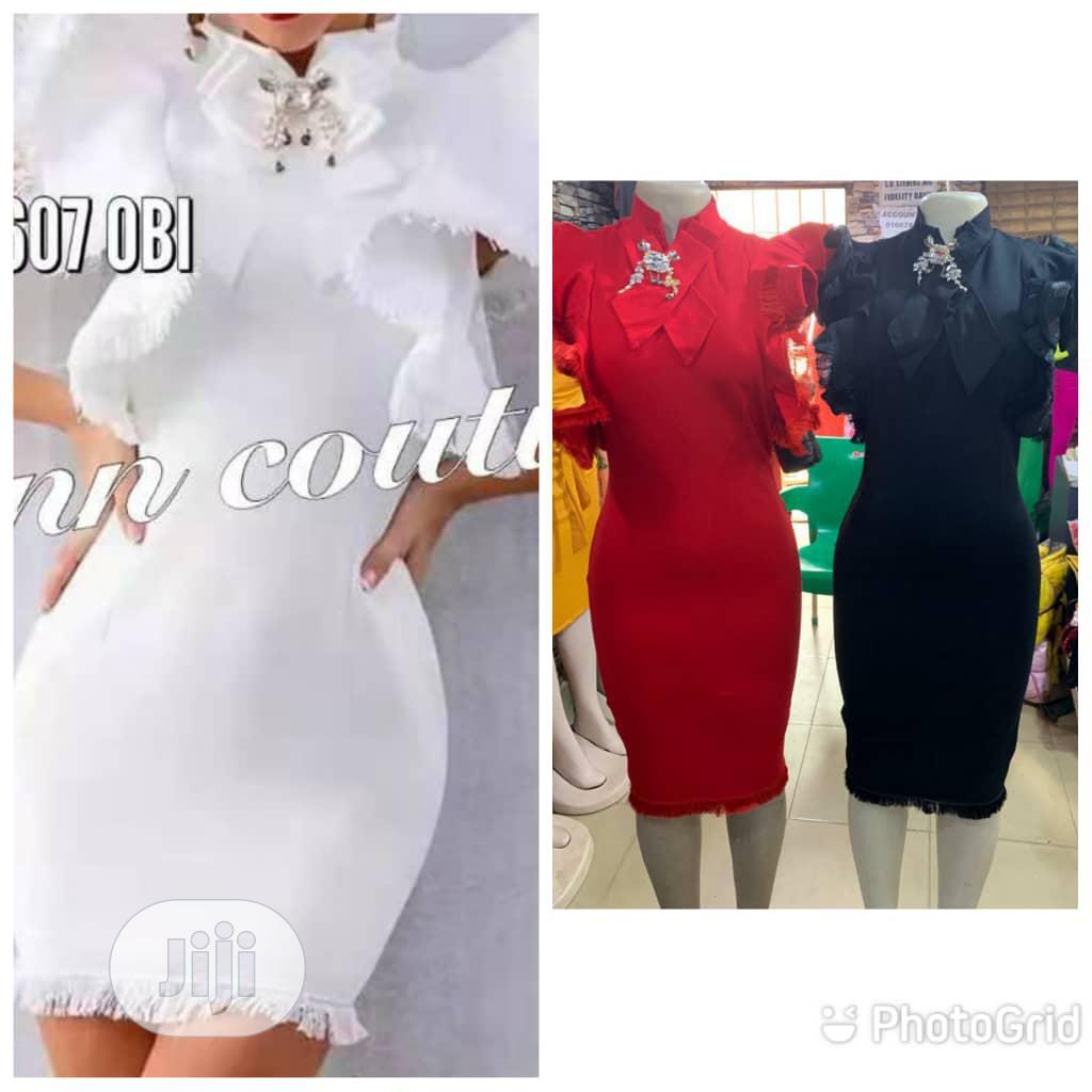 Classic Dress for Ladies