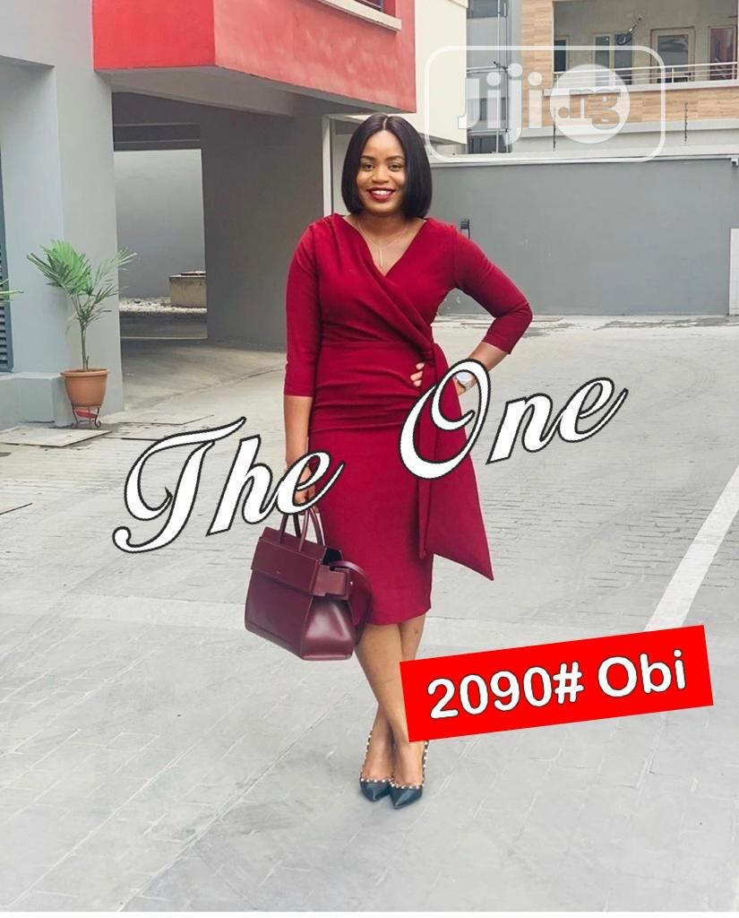 Classic Dress for Ladies   Clothing for sale in Yaba, Lagos State, Nigeria