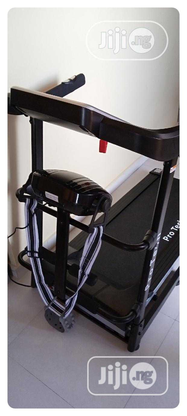 2hp Quality Treadmill