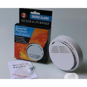 Smoke Detector Alarm | Safetywear & Equipment for sale in Lagos State, Ikeja