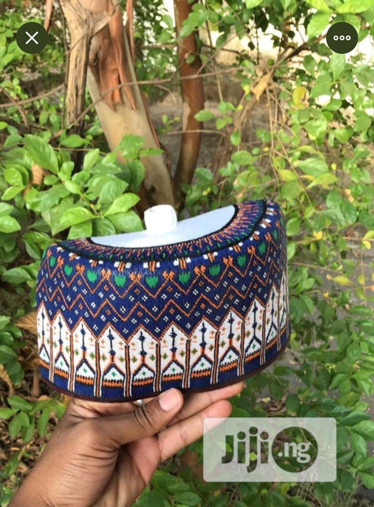 Hausa/Fulani Cap | Clothing Accessories for sale in Surulere, Lagos State, Nigeria