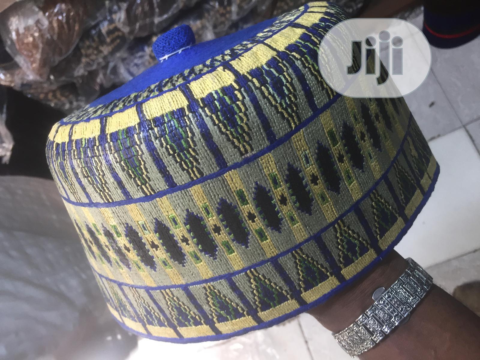 Hausa/Fulani Cap