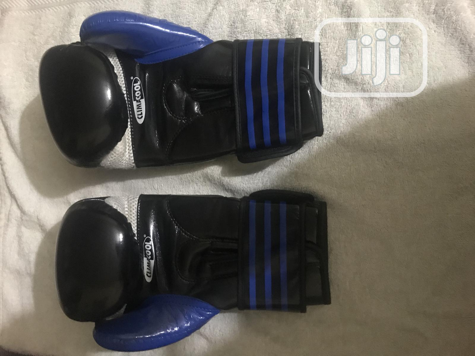 Original Addidas Boxing Gloves   Sports Equipment for sale in Ikeja, Lagos State, Nigeria