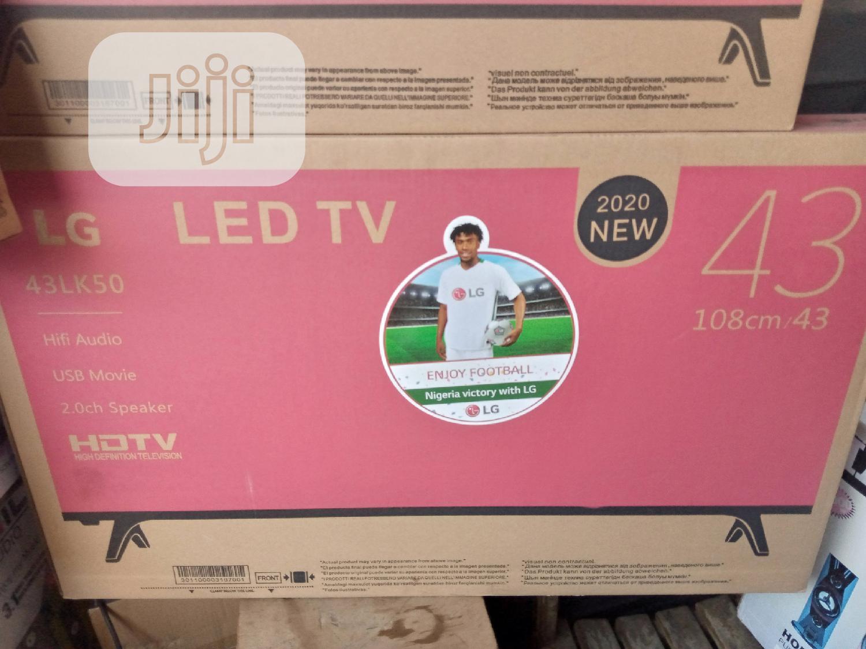Original 43 Inches LG LED TV