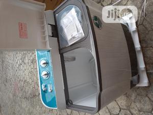 Hisense 7.2kg Twin Tub Washing Machine | Home Appliances for sale in Lagos State, Ikeja