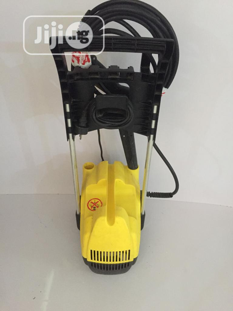 Katcher Presure Washer Machine | Garden for sale in Ajah, Lagos State, Nigeria