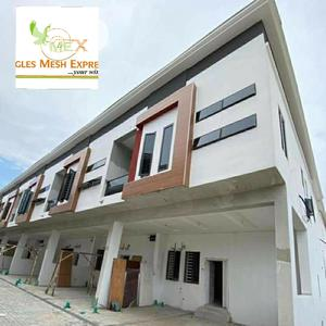 Beautifully New 3 And 4 Bedroom Terrrace Duplex   Houses & Apartments For Sale for sale in Lagos State, Lekki