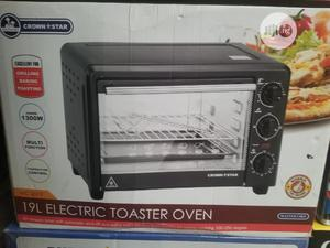 Crown Star Electric Oven 19 Litres | Kitchen Appliances for sale in Lagos State, Lagos Island (Eko)