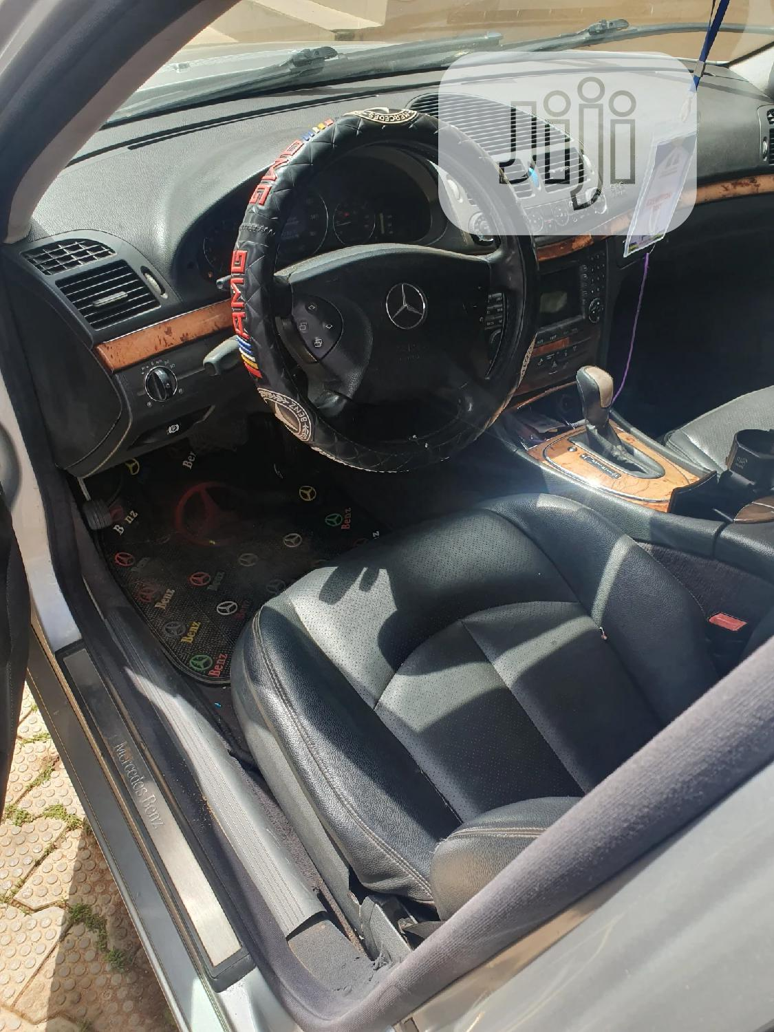 Mercedes-Benz E320 2007 Silver | Cars for sale in Central Business Dis, Abuja (FCT) State, Nigeria