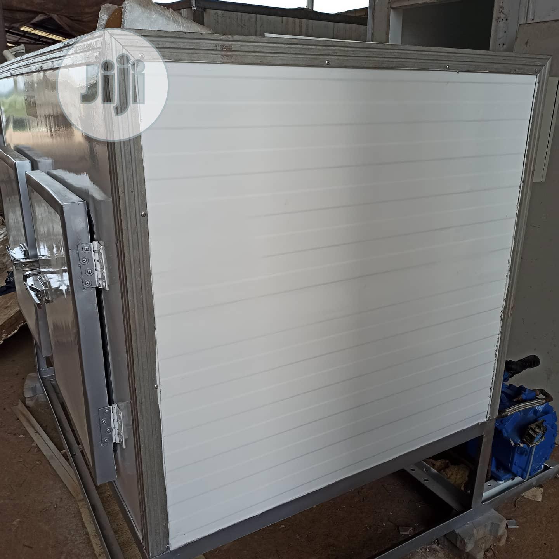 Ice Block Machine ( 50 Capacity in 8hrs)