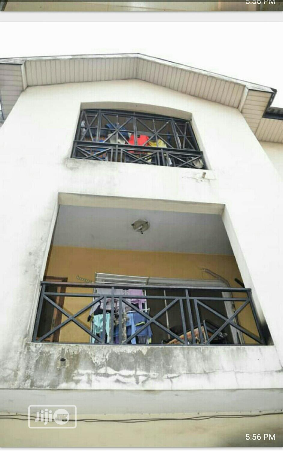 C of O 5block of 3bedroom Flat Off Ago Palace Way Okota   Houses & Apartments For Sale for sale in Lekki, Lagos State, Nigeria