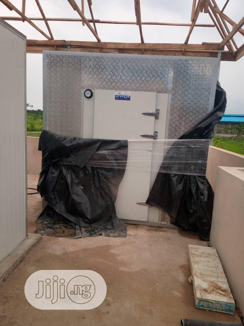 Blast Freezer (Newly Constructed On Site) | Restaurant & Catering Equipment for sale in Ikeja, Lagos State, Nigeria