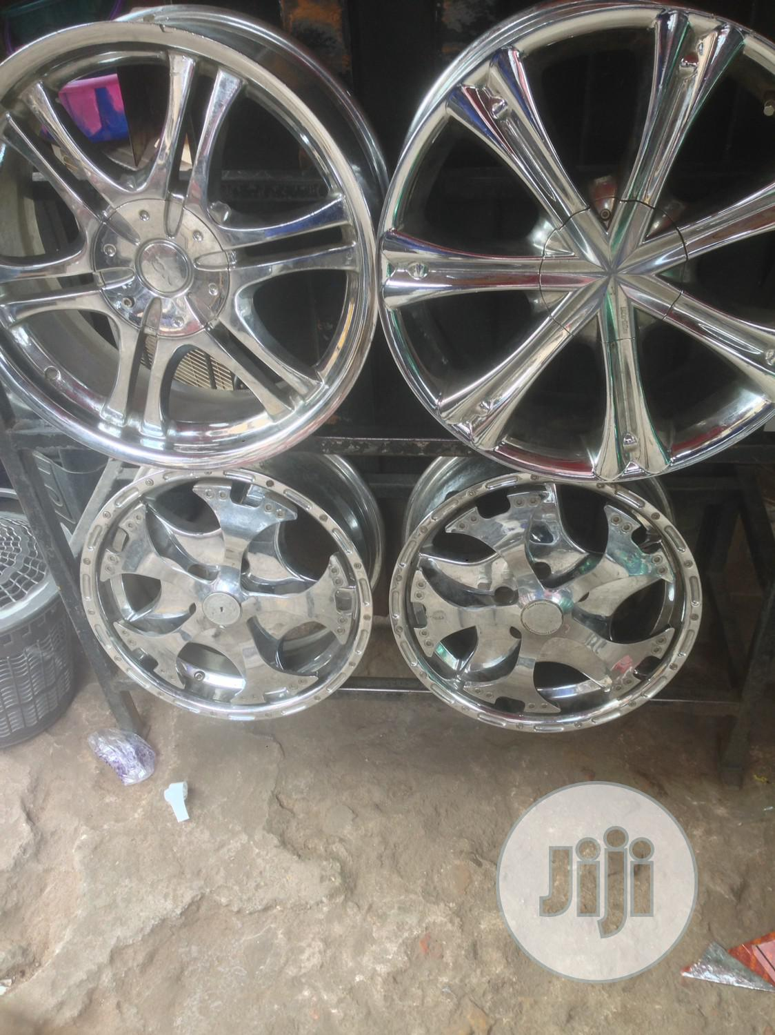 New Tyre And New Wheels | Vehicle Parts & Accessories for sale in Idemili, Anambra State, Nigeria