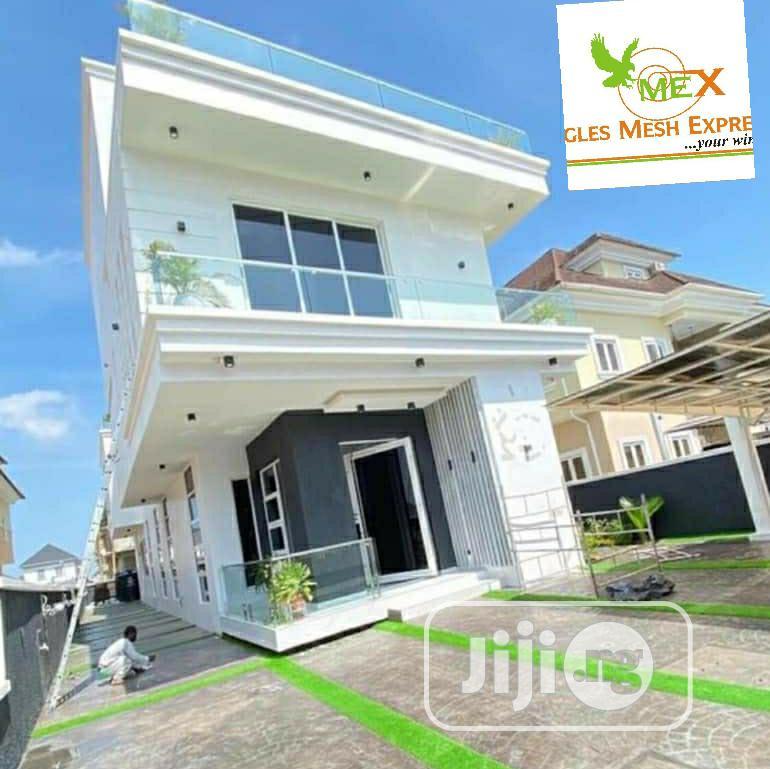 5 Bedroom Detached Duplex With Bq
