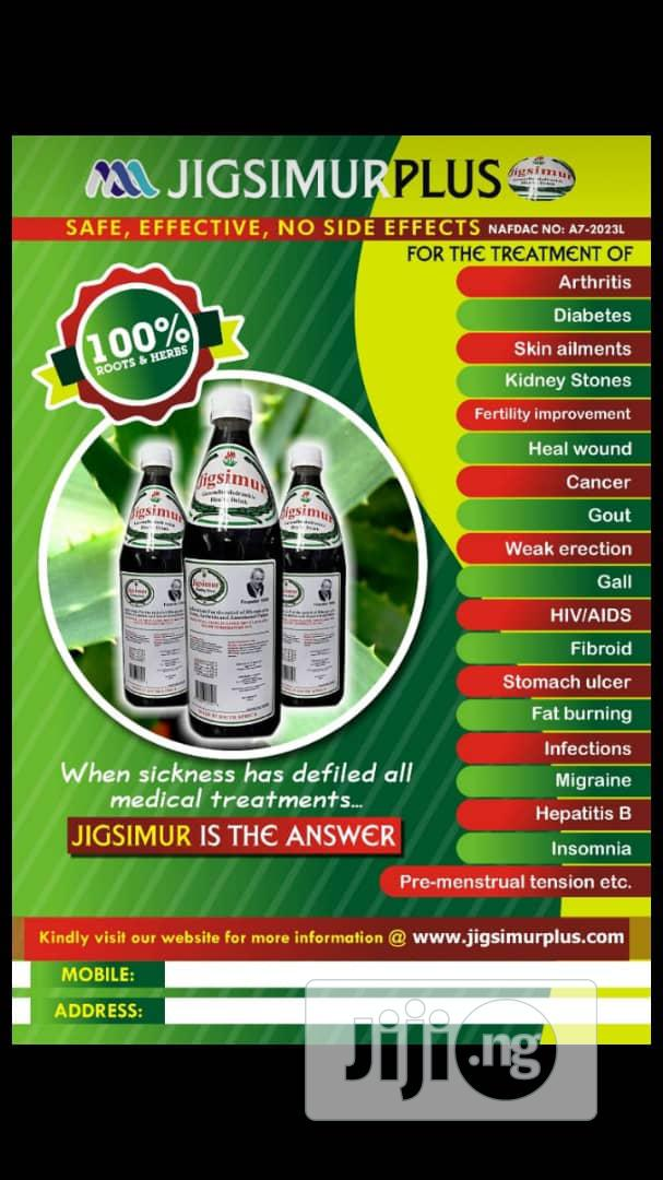 Jigsimur Natural Health Medicine   Vitamins & Supplements for sale in Ilorin West, Kwara State, Nigeria