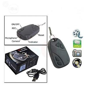 Spy Camera / Video Recorder Key Holder Type   Security & Surveillance for sale in Lagos State, Ojo