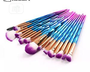 20 Piece Diamond Make Up Brushes   Makeup for sale in Abuja (FCT) State, Dei-Dei