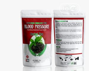 Supreme Organic Blood Pressure Tea   Vitamins & Supplements for sale in Plateau State, Jos