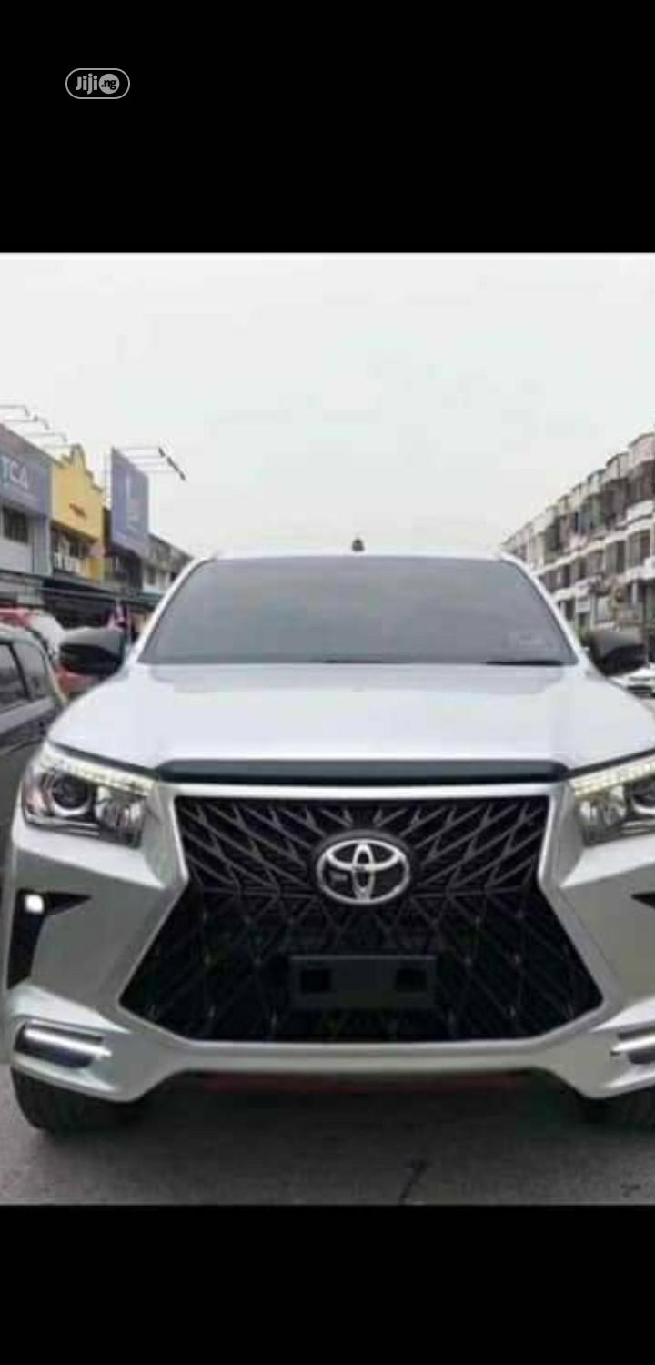 Upgrade Kit Toyota Hilux 2016/17 to 2020/21 Model