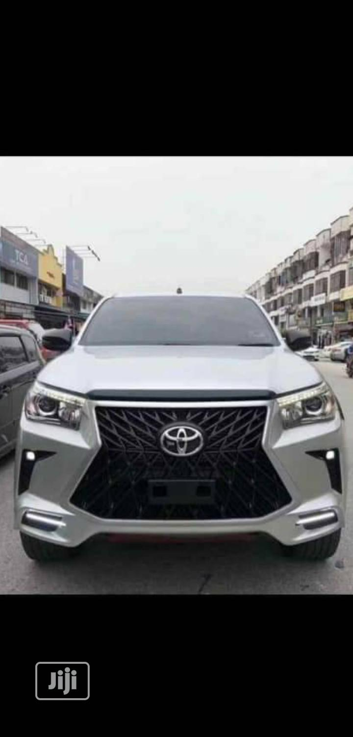 Upgrade Kit Toyota Hilux 2016/17 to 2020/21 Model | Vehicle Parts & Accessories for sale in Mushin, Lagos State, Nigeria