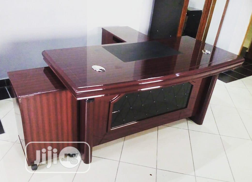 Archive: Office 1.6m Executive Table