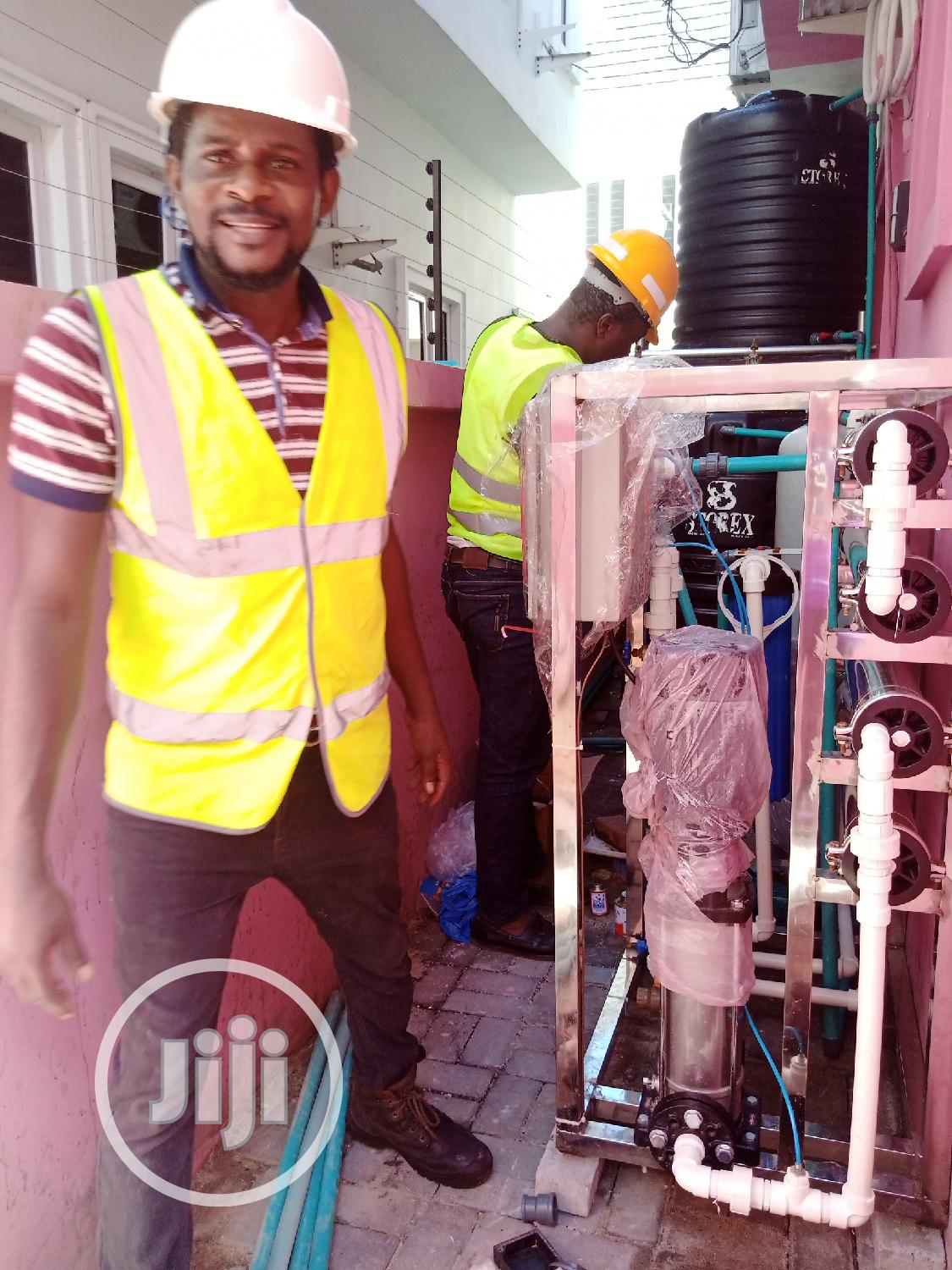 Water Treatment | Building & Trades Services for sale in Lagos Island (Eko), Lagos State, Nigeria