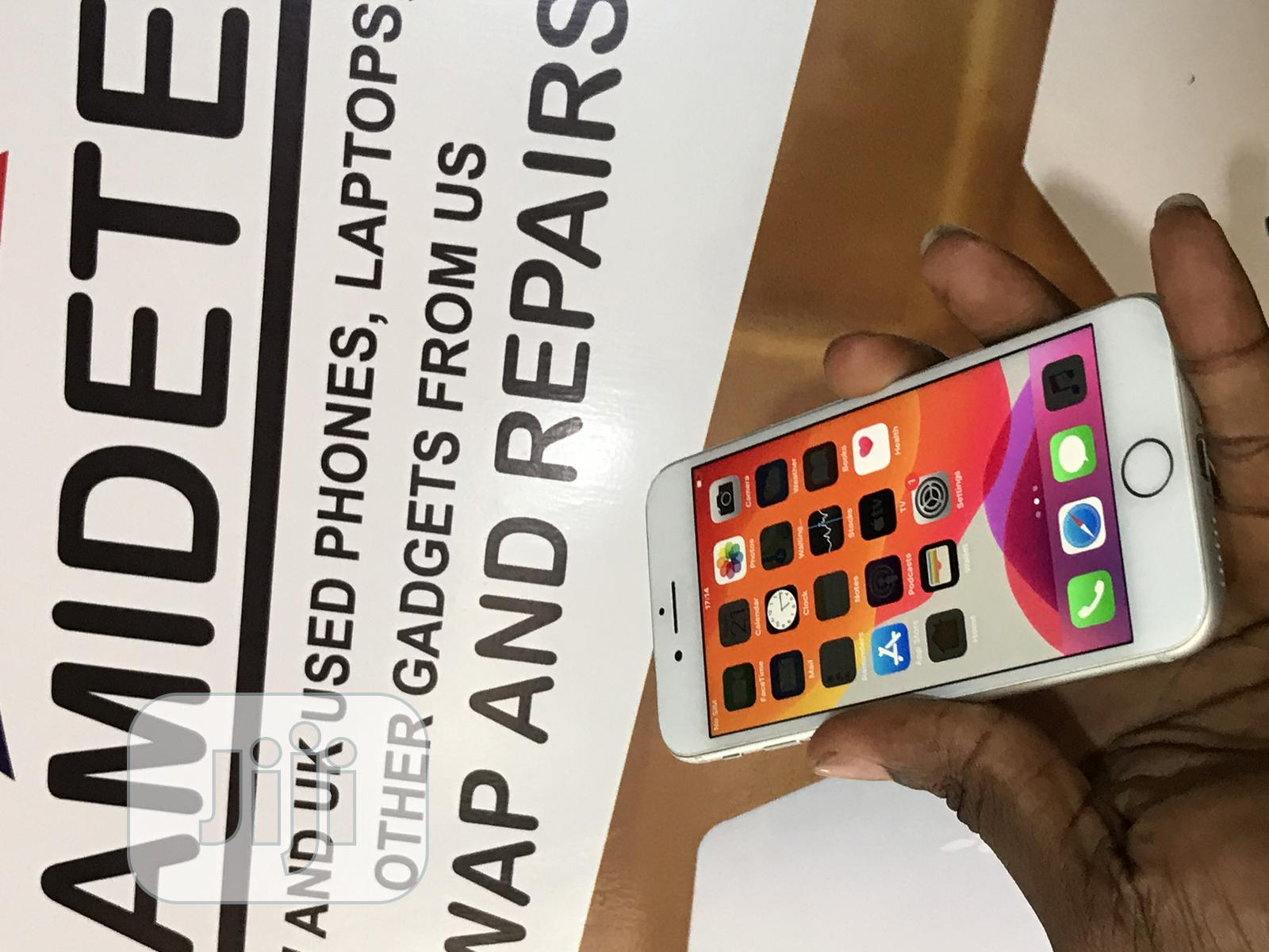 Apple iPhone 8 64 GB White | Mobile Phones for sale in Ikeja, Lagos State, Nigeria