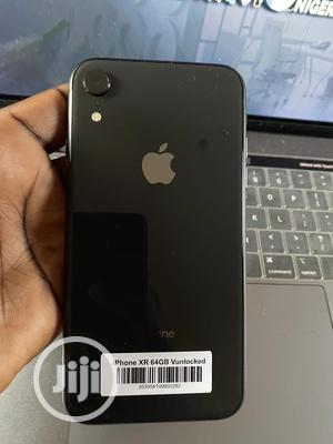 Apple iPhone XR 128 GB Black | Mobile Phones for sale in Lagos State, Ajah