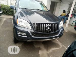 Mercedes-Benz M Class 2010 Gray   Cars for sale in Lagos State, Apapa