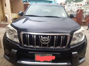 Toyota Land Cruiser Prado 2012 Black | Cars for sale in Abuja (FCT) State, Lokogoma