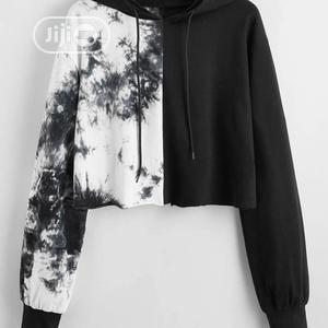 White and Black Hoodies | Clothing for sale in Lagos State, Ojota