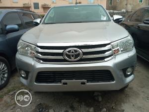 Toyota Hilux 2017 SR5 4x4 Gray | Cars for sale in Lagos State, Amuwo-Odofin